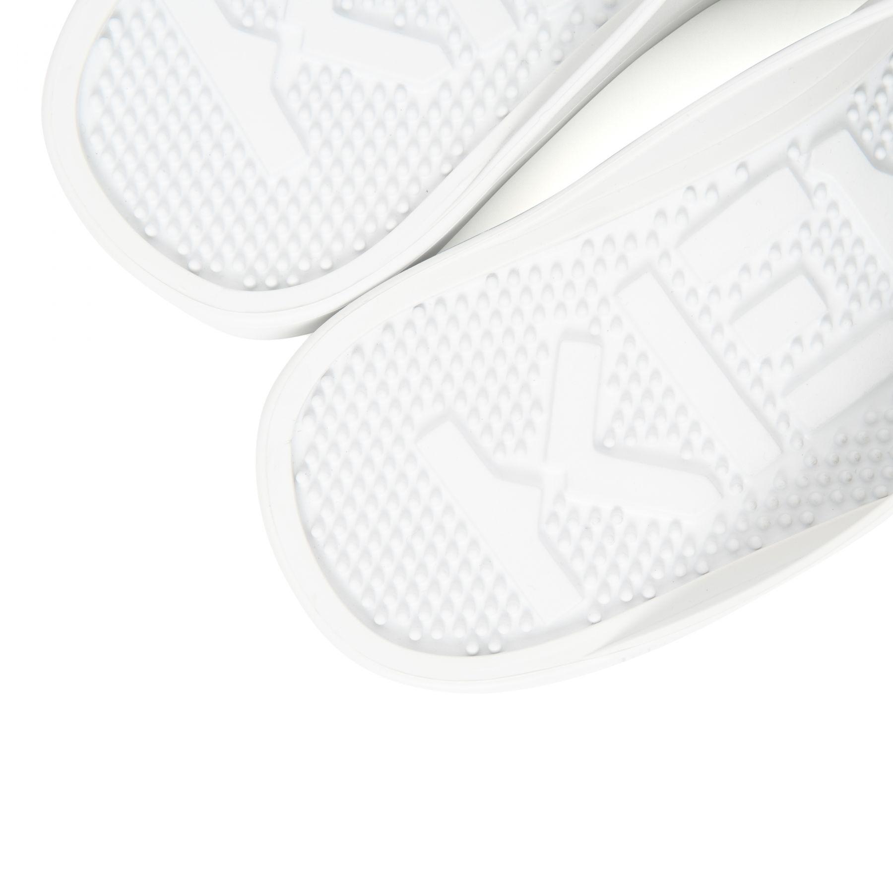 Шлепанцы Kenzo K-Beach белые