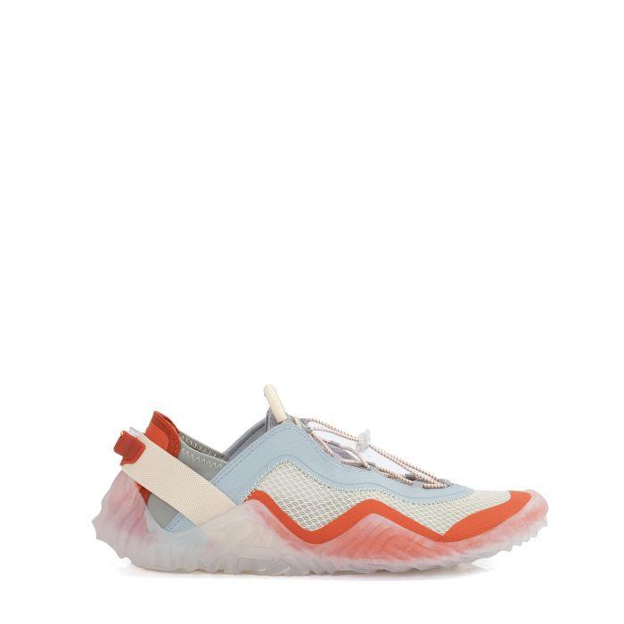 Сникеры Kenzo Wave разноцветные