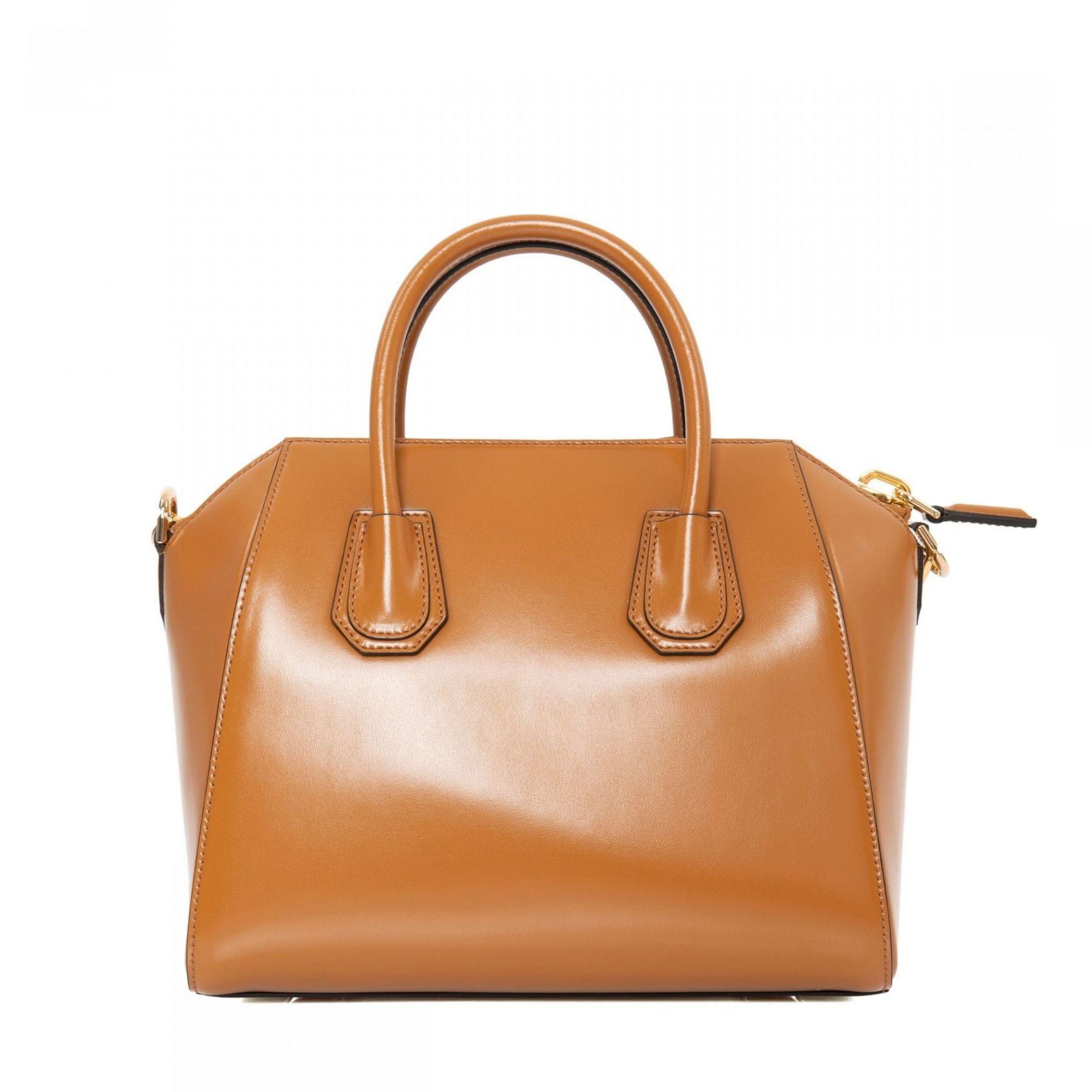 Сумка Givenchy Antigona рыже-коричневая