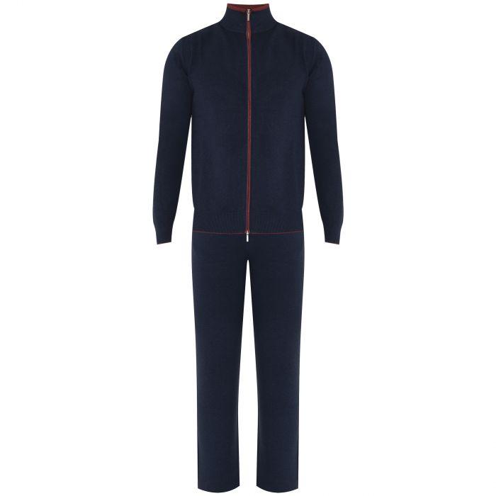 Спортивный костюм Vallati темно-синий