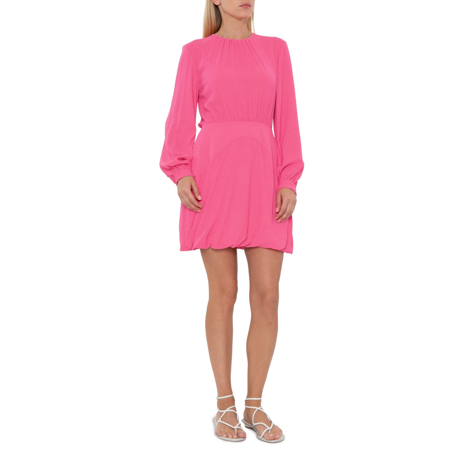 Платье Stella McCartney малиновое