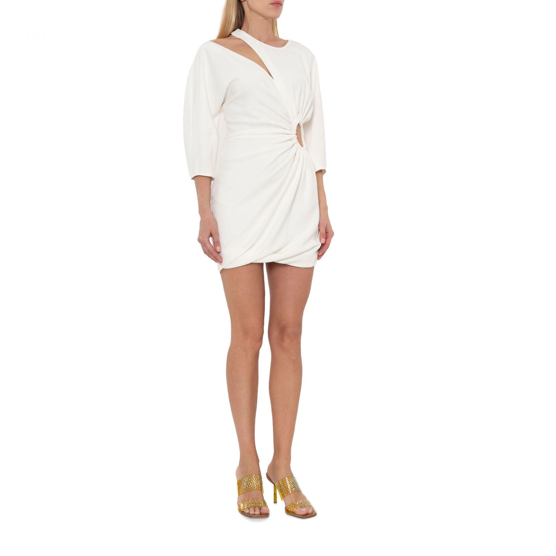 Платье Stella McCartney Alison белое