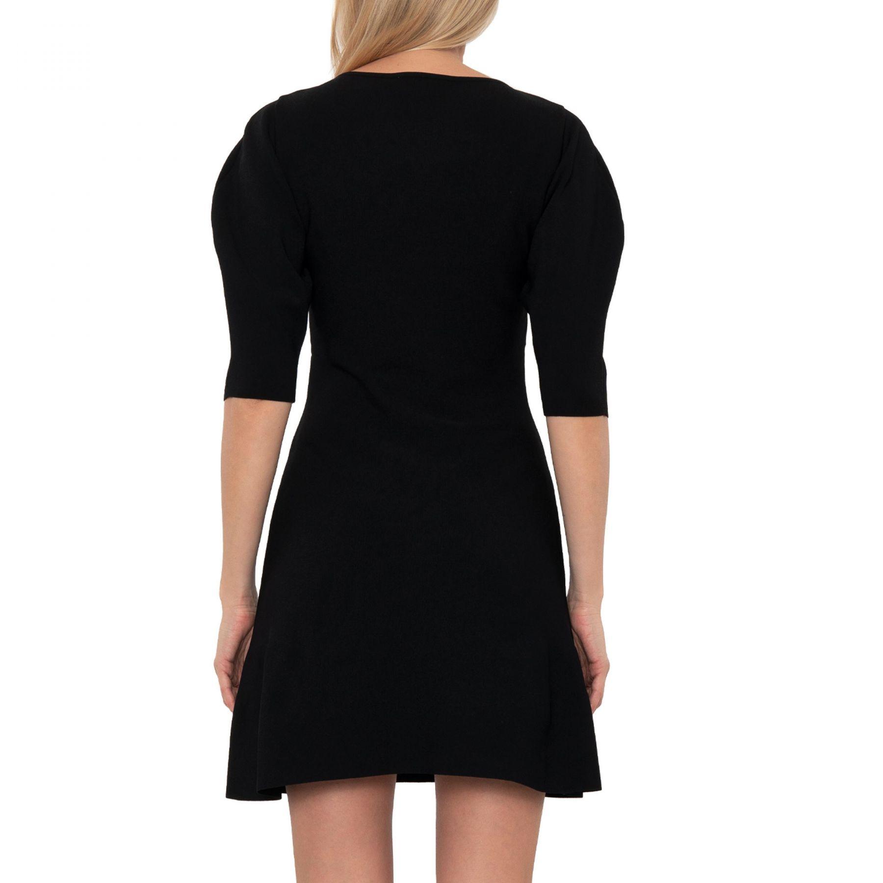 Платье Stella McCartney черное