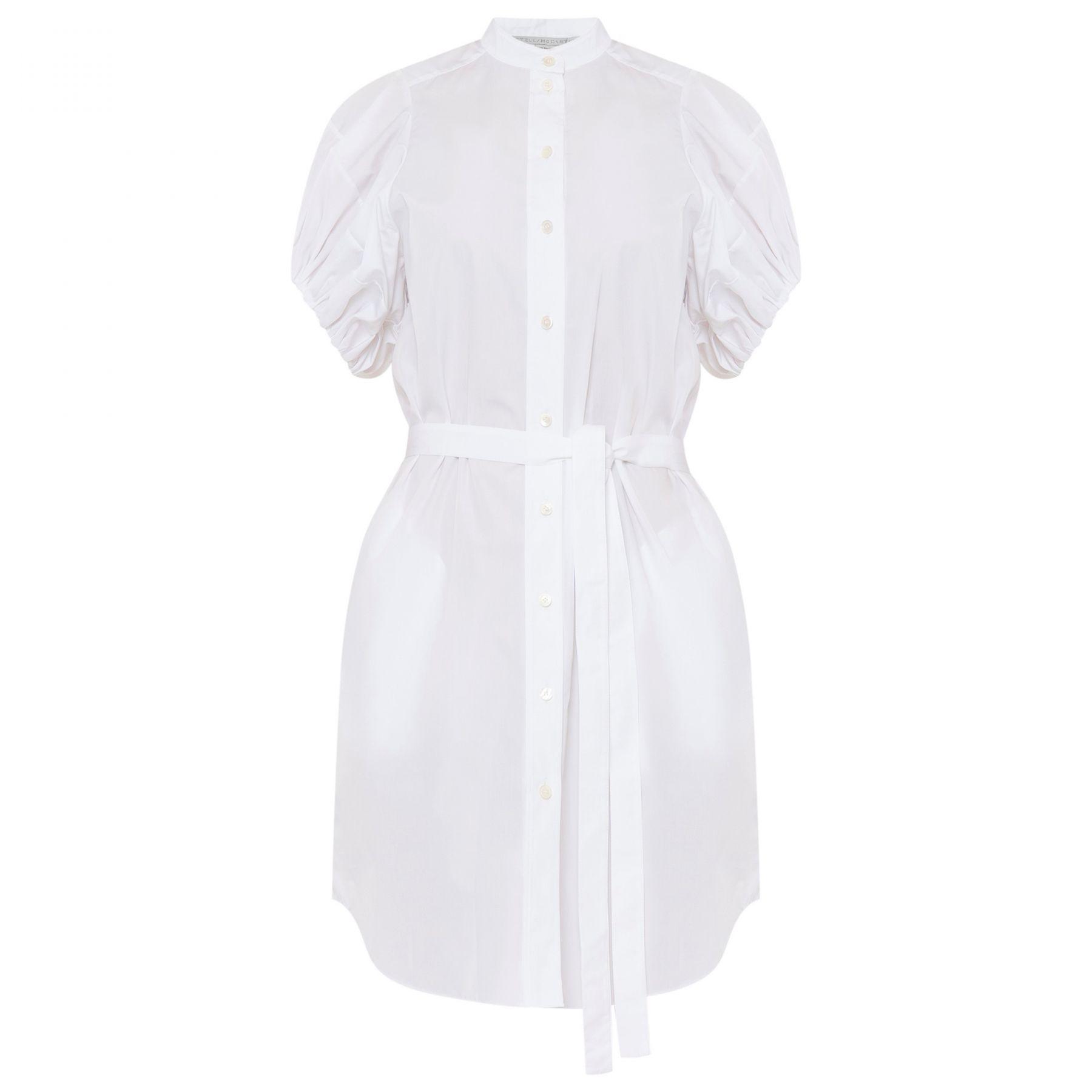 Платье Stella McCartney белое