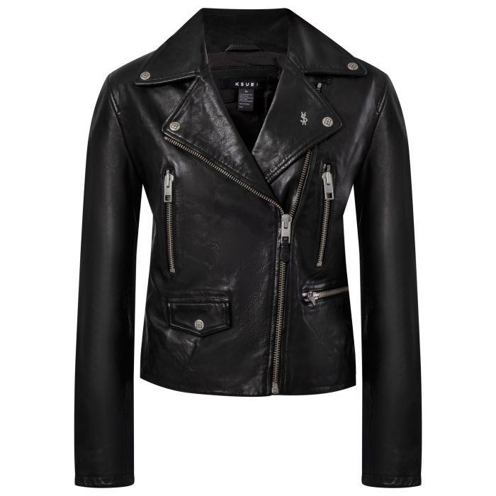 Куртка Ksubi Amplify черная