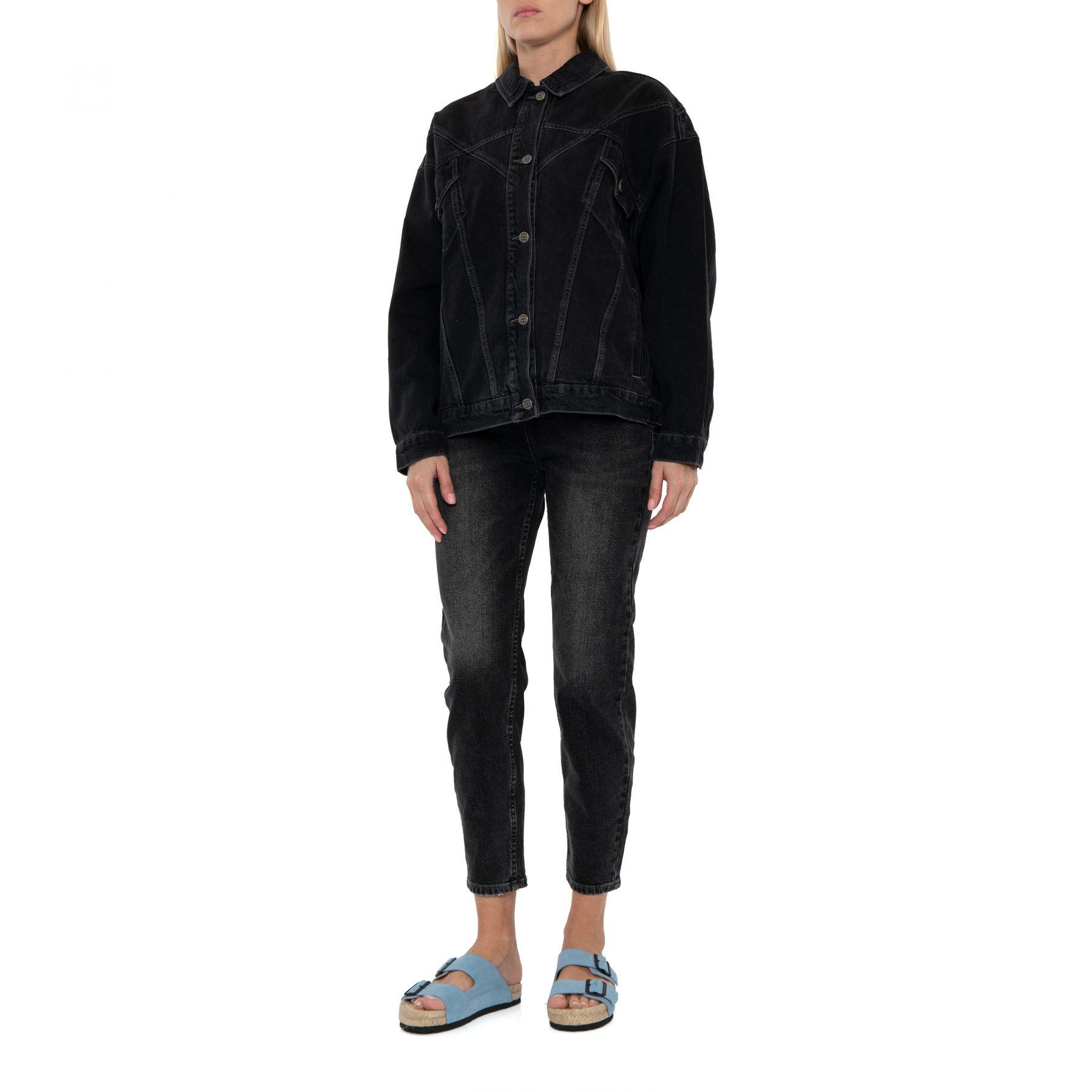 Куртка Ksubi New Wave черная