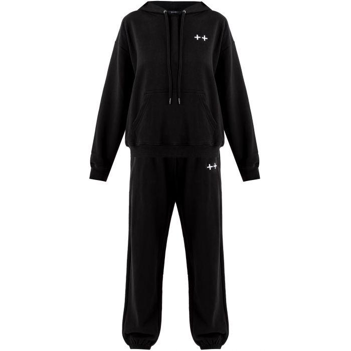 Спортивный костюм Ksubi черный