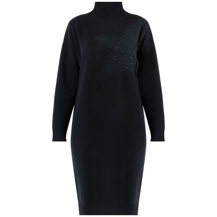 Платье Lorena Antoniazzi темно-синее