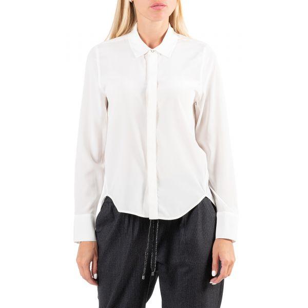 Рубашка длин.рук. Lorena Antoniazzi белая