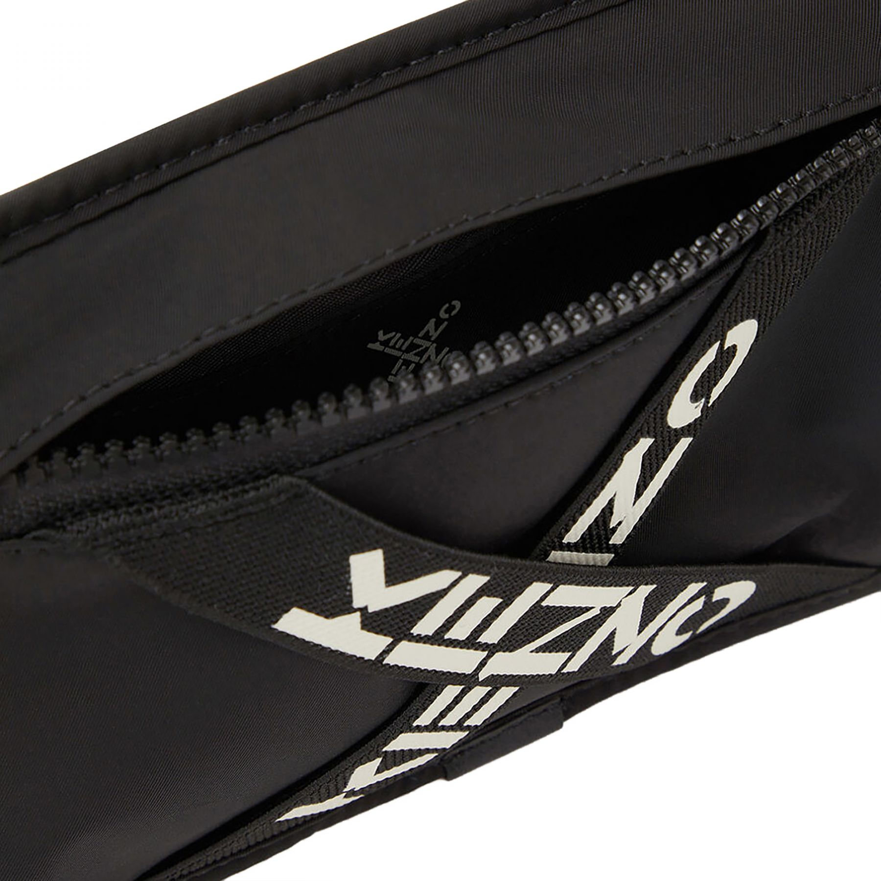 Сумка-пояс Kenzo черная