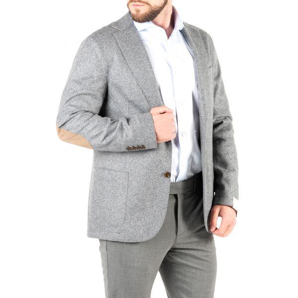 Пиджак Eleventy серый