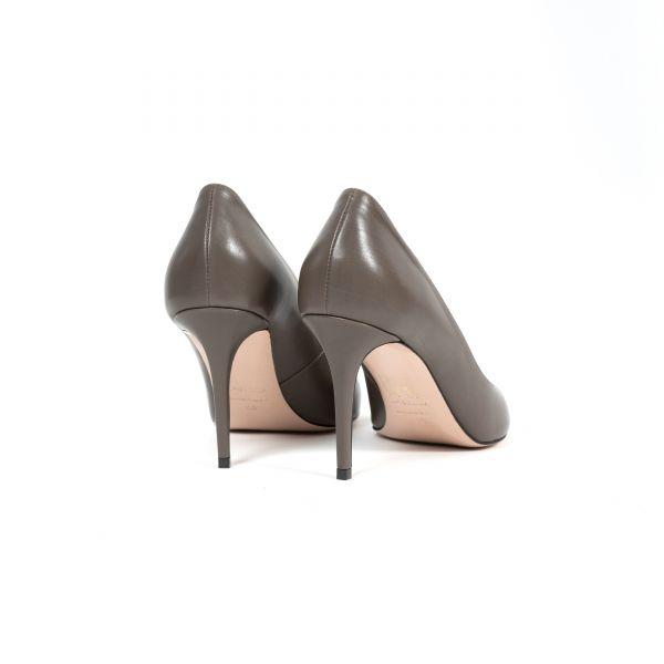 Лодочки Le Silla Eva темно-коричневые