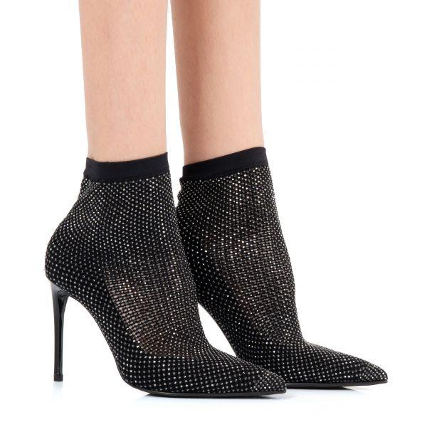 Туфли Le Silla Gilda черные