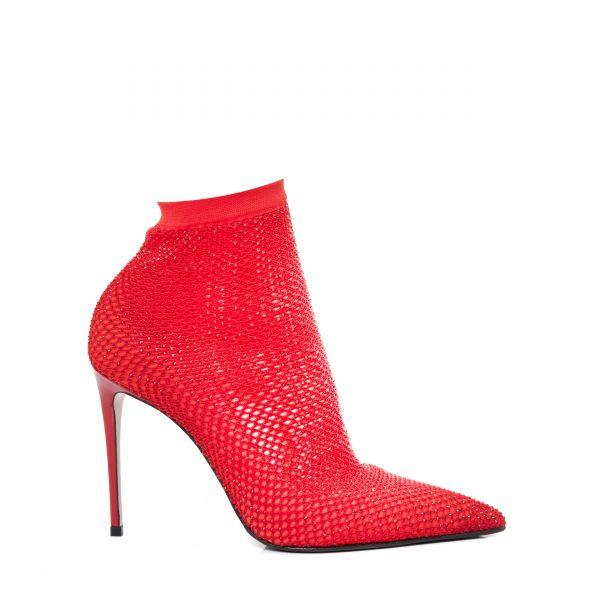 Туфли Le Silla Gilda красные