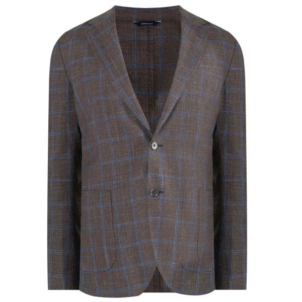 Пиджак Tombolini темно-коричневый