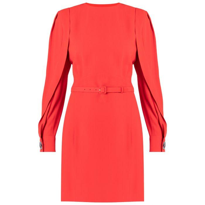 Платье Givenchy красное