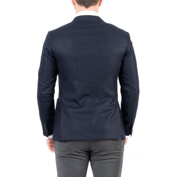Пиджак Barba Napoli темно-синий