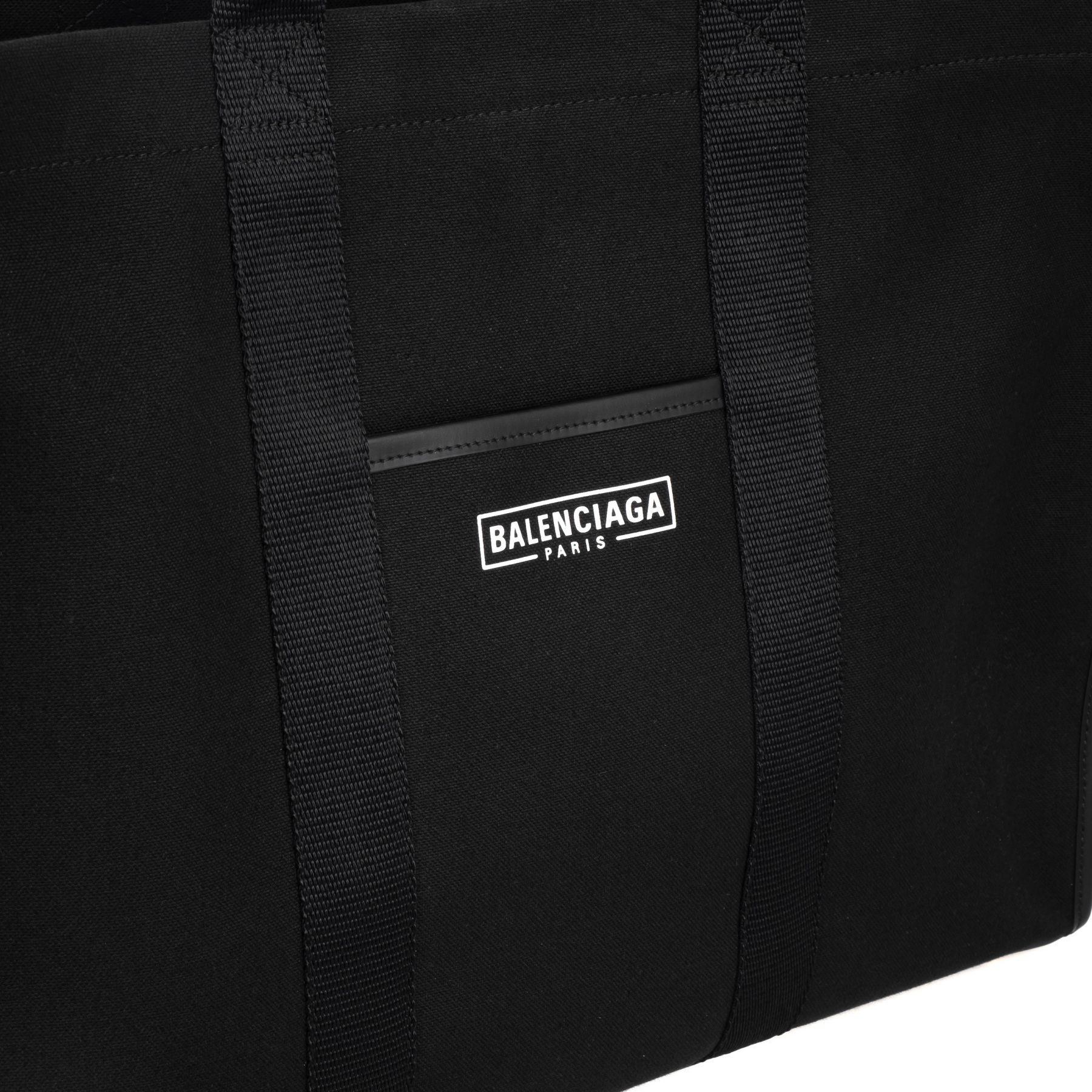 Сумка Balenciaga HARDWARE черная