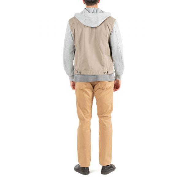 Куртка Eleventy бежевая