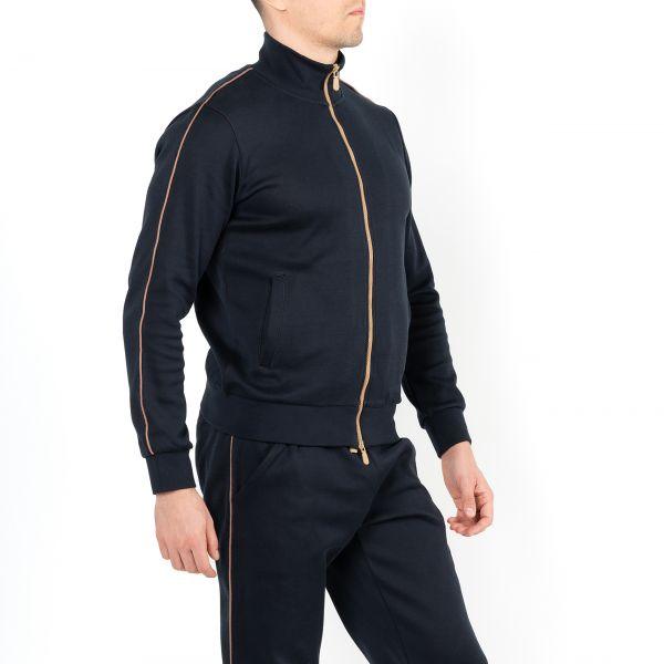 Спорт. костюм Eleventy черно-синий