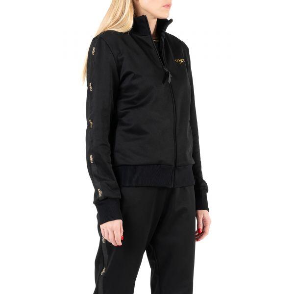Спорт. костюм Fendi черный