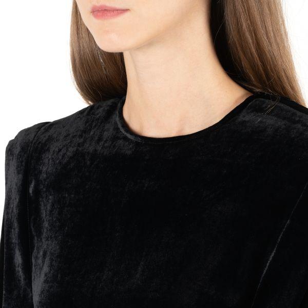 Платье Isabel Marant GABALIA черное