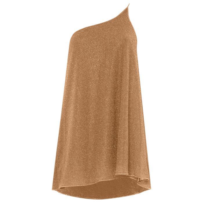 Платье Oseree Lumiére золотое