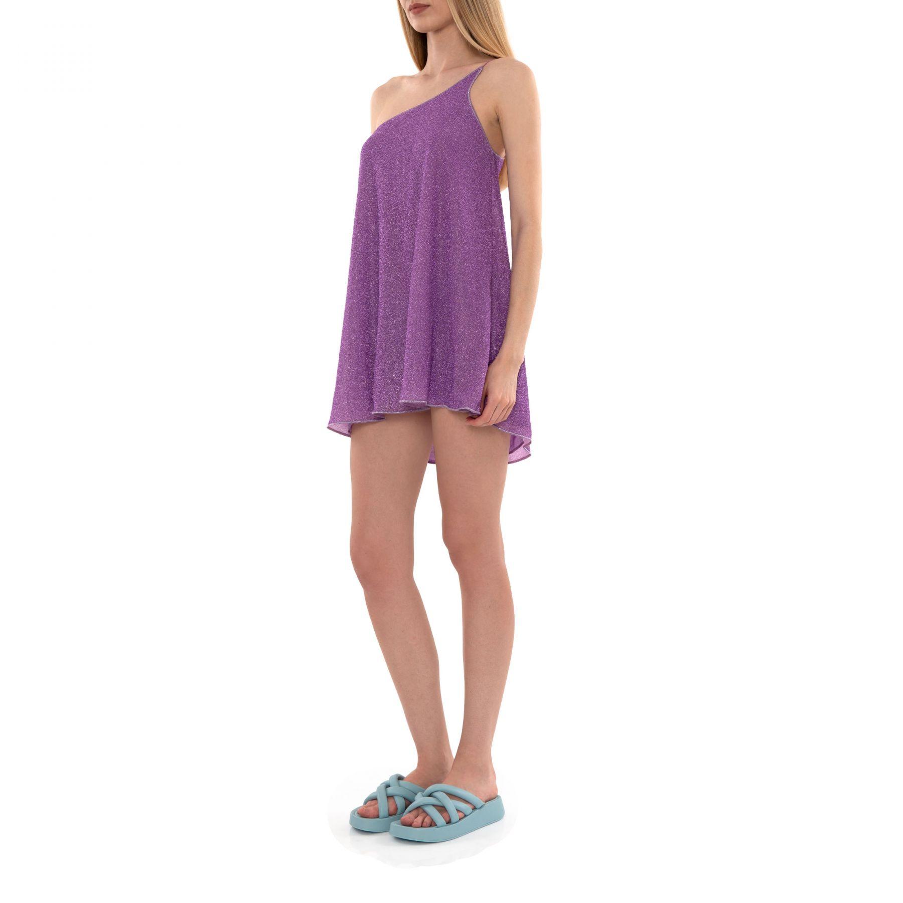 Платье Oseree Lumiére фиолетовое