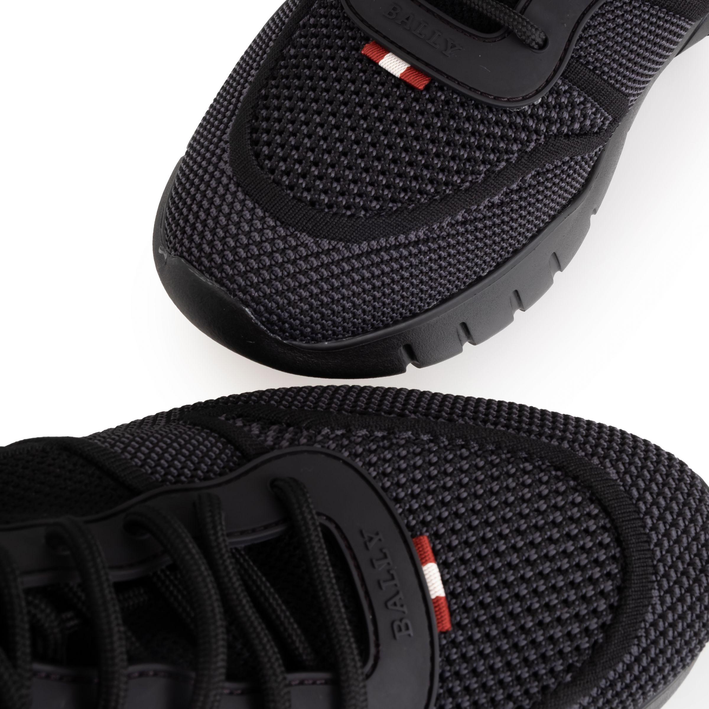 Кроссовки Bally Bieny черные