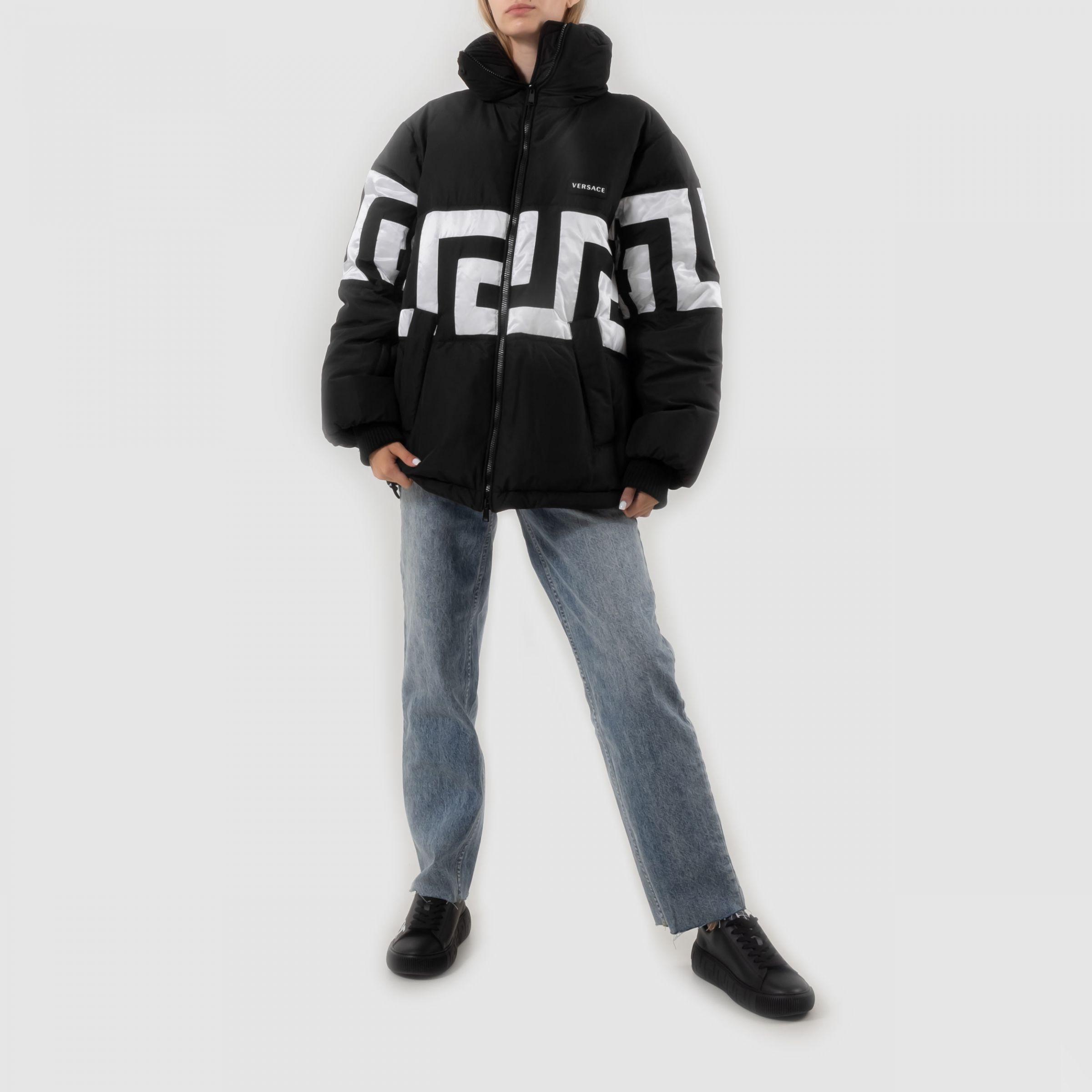 Куртка Versace черная