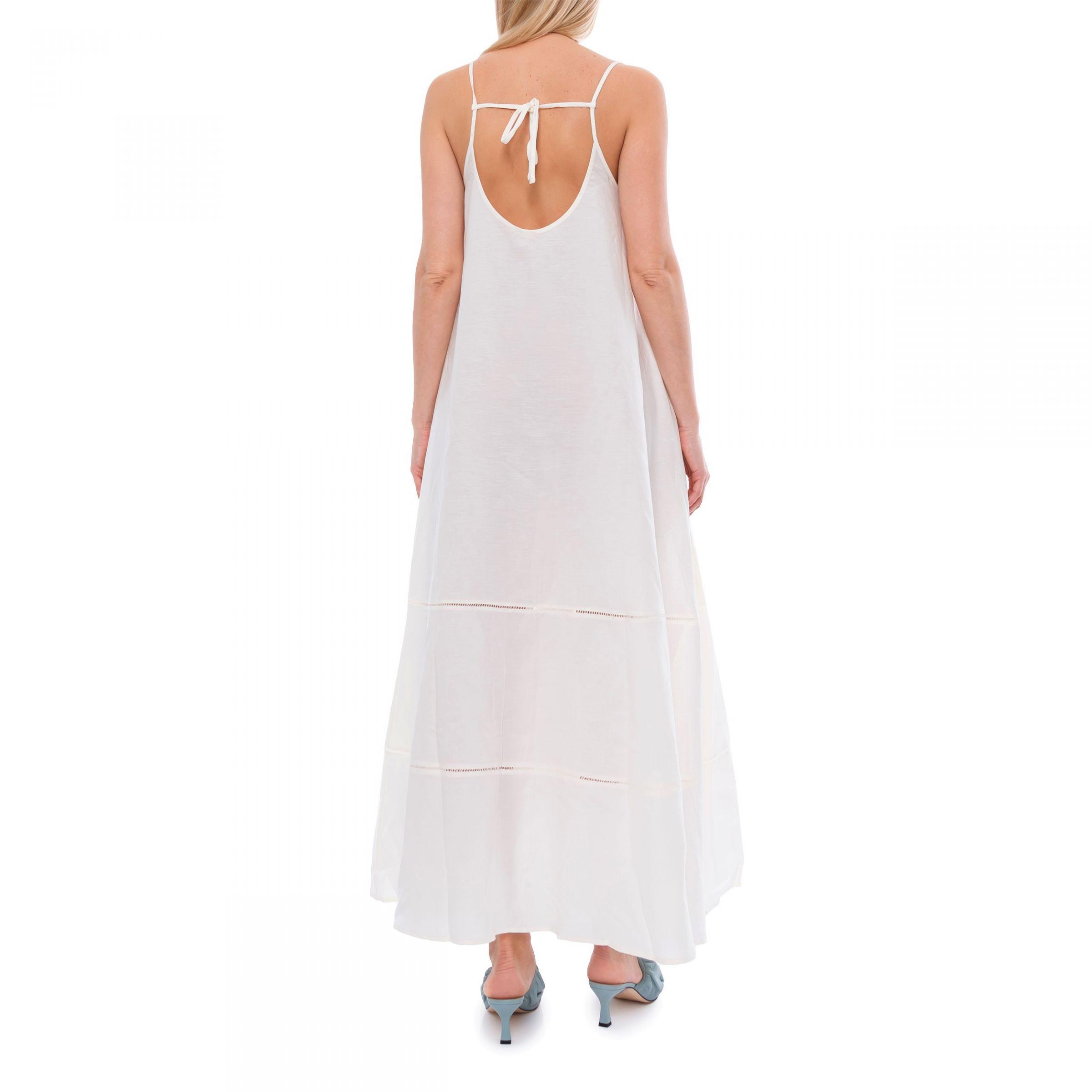 Платье Cult Gaia Ilsa белое