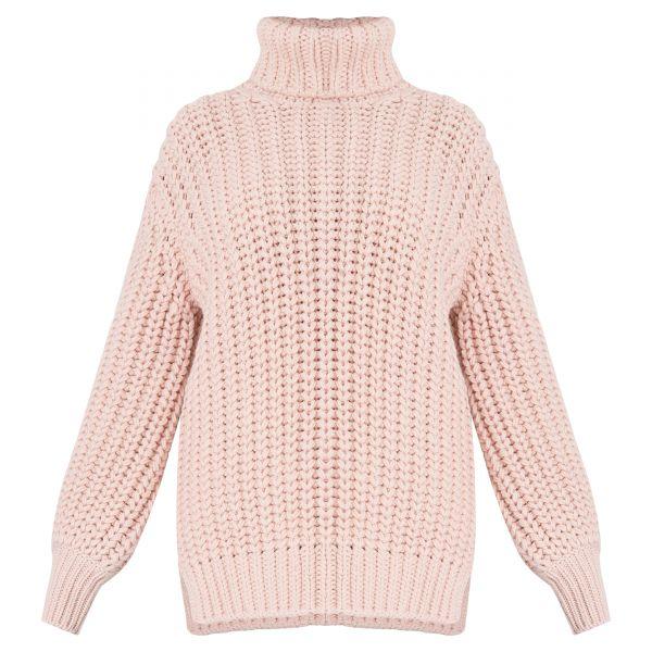 Свитер Fendi розовый