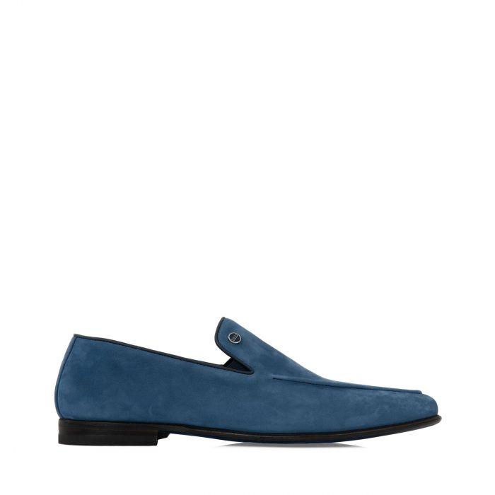 Туфли Zilli синие