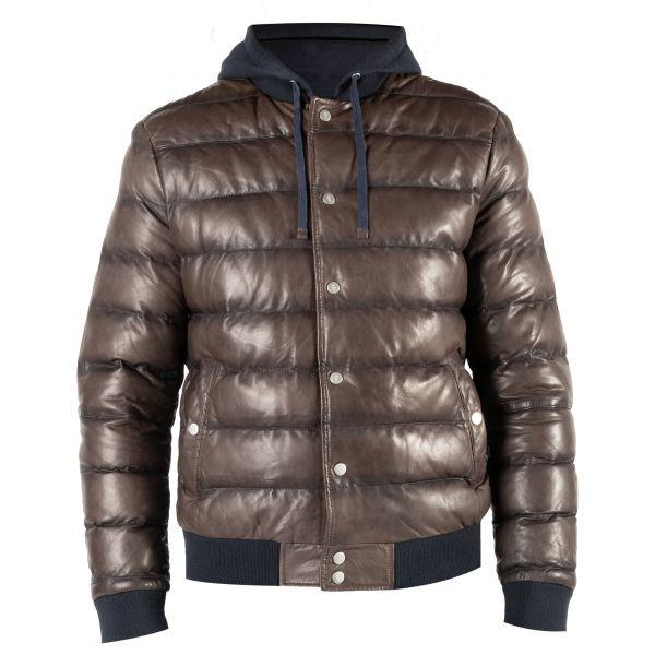 Куртка Eleventy коричневая