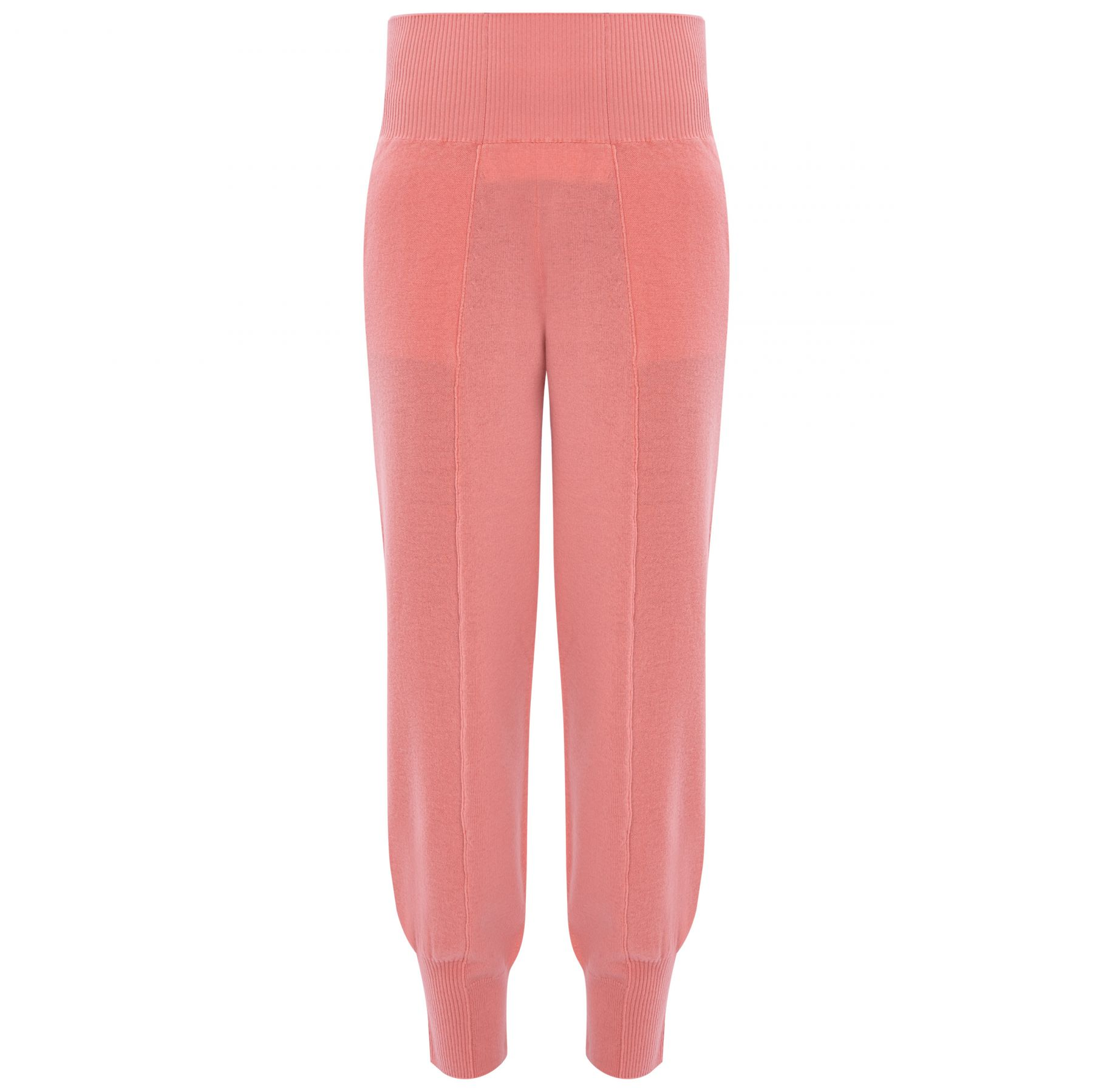 Спортивные брюки Stella McCartney розовые