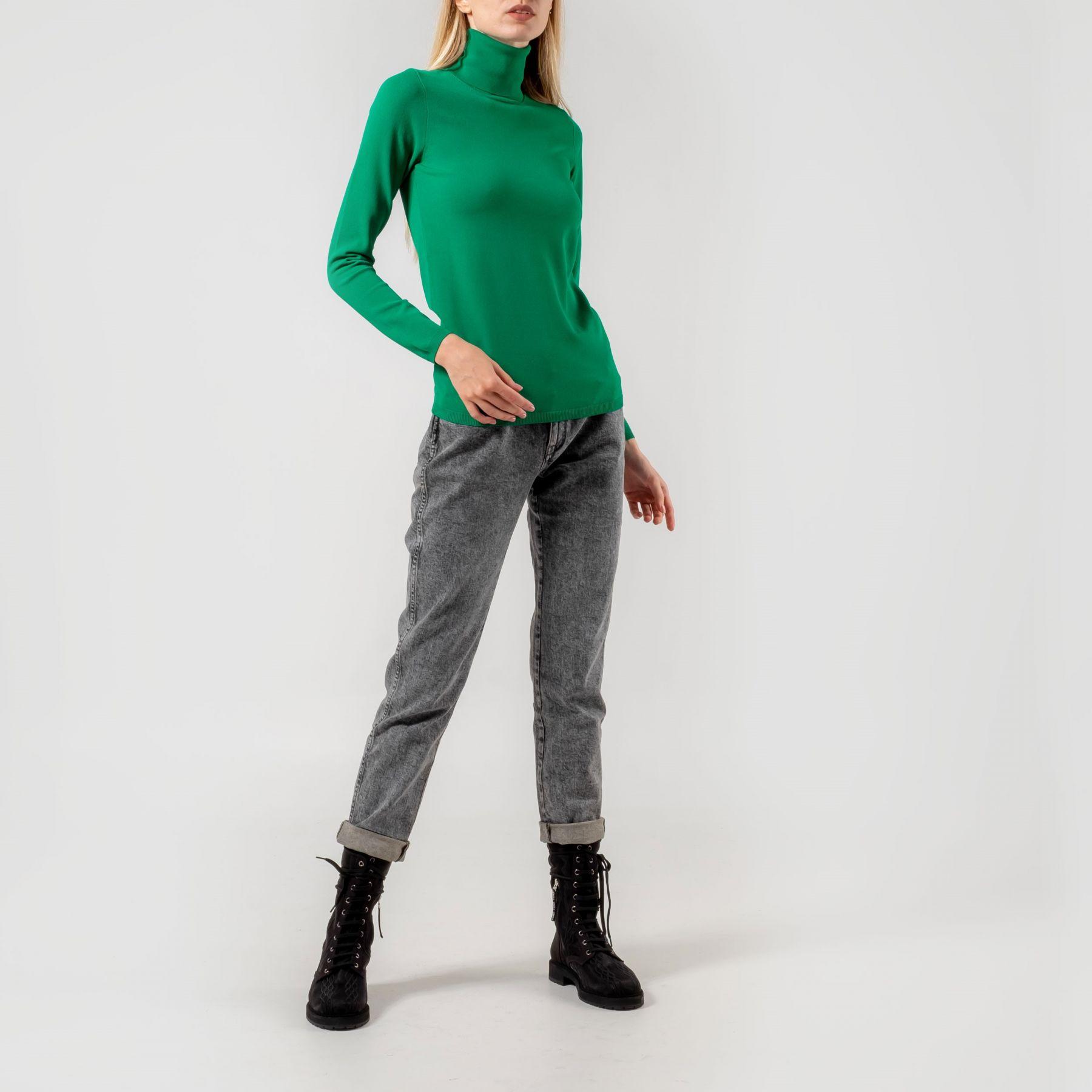 Гольф Stella McCartney зеленый