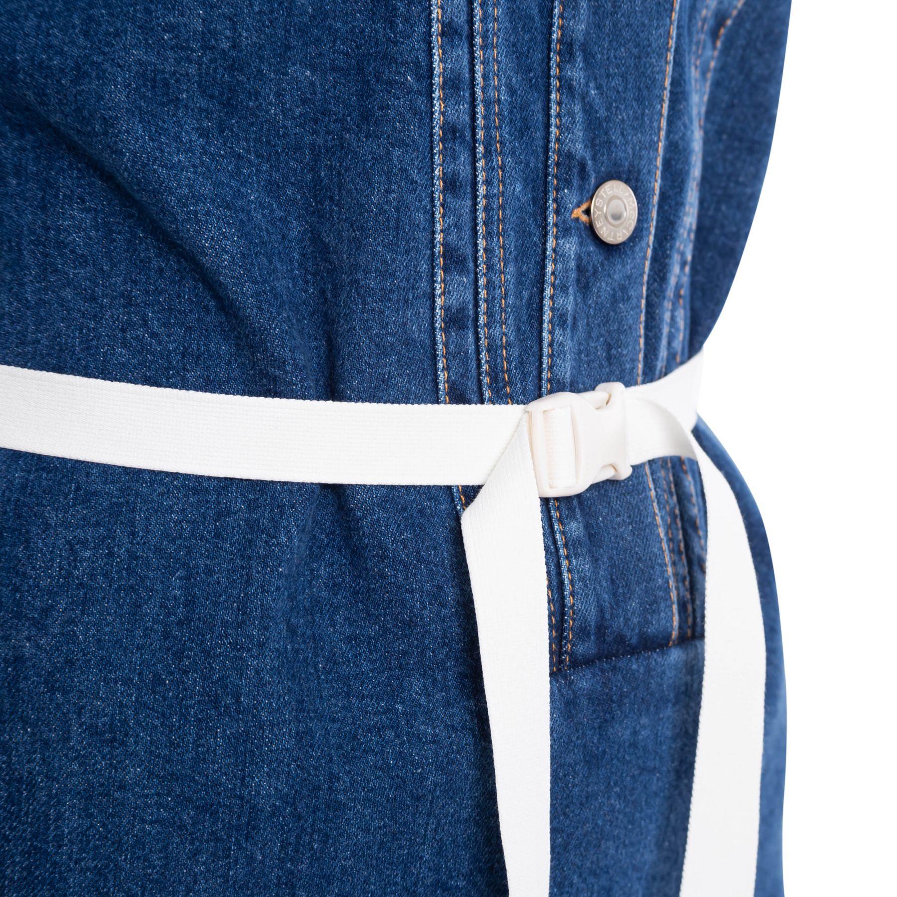 Платье Stella McCartney синее