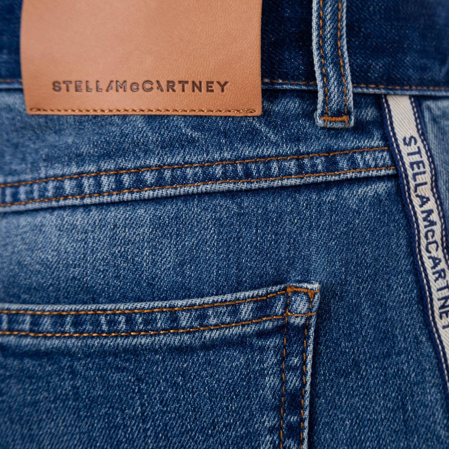 Джинсы Stella McCartney синие
