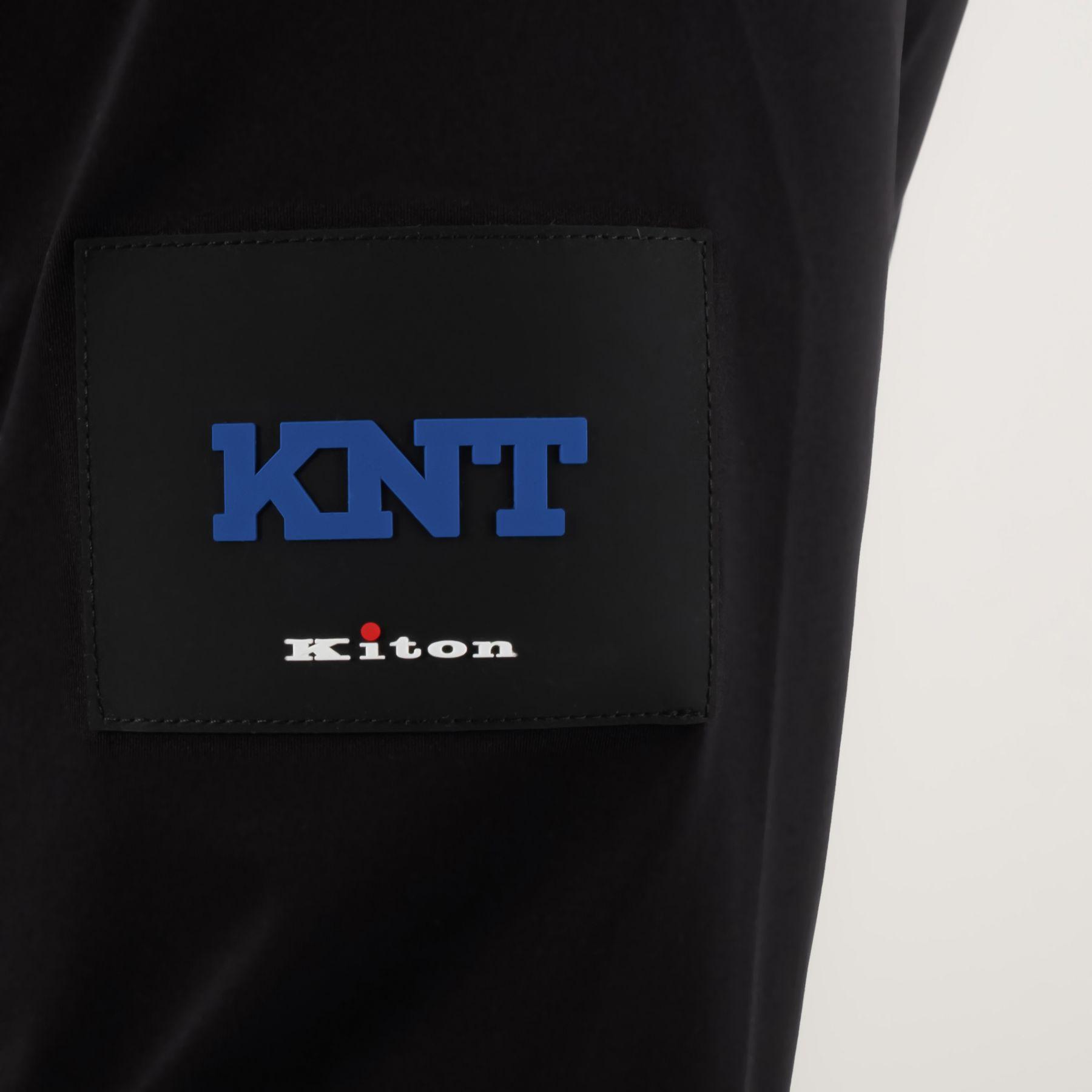 Худи KNT Kiton черное