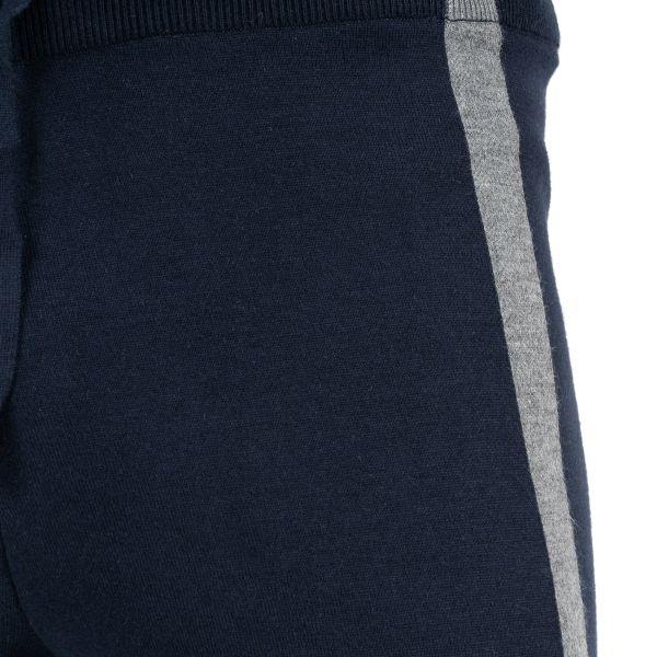 Спортивные брюки Corneliani темно-синие