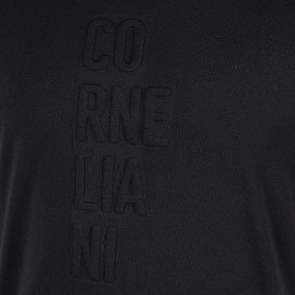 Футболка Corneliani черная
