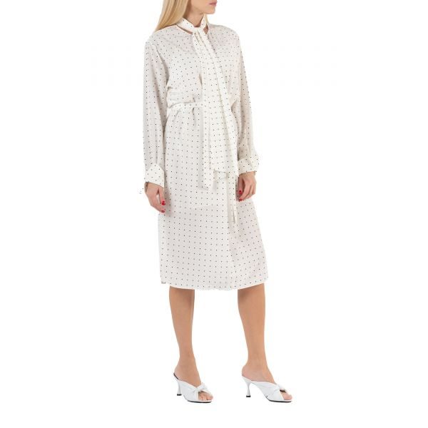 Платье Joseph Doriane белое