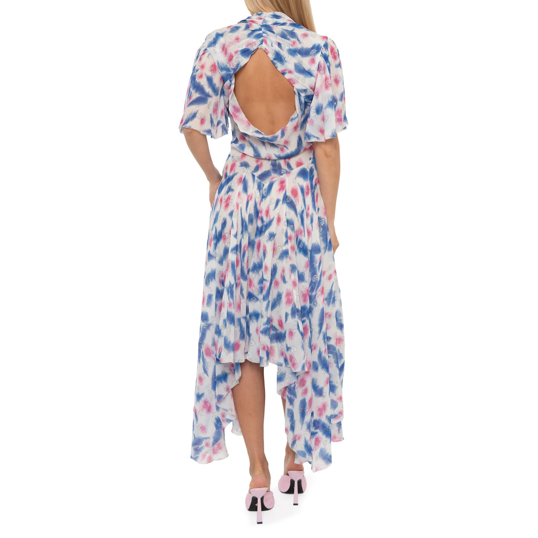 Платье Isabel Marant Namala разноцветное