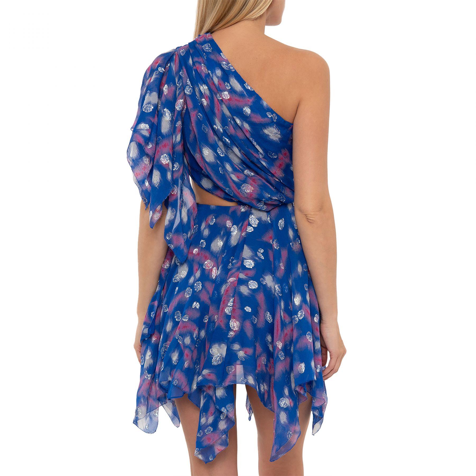 Платье Isabel Marant Noliaze синее