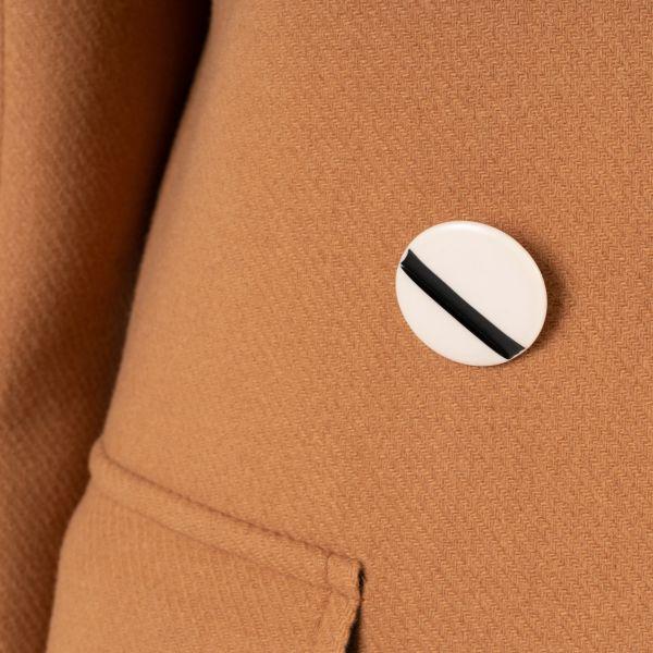 Пальто Stella McCartney рыжее