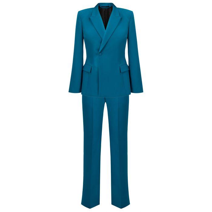 Жакет  Balenciaga синий