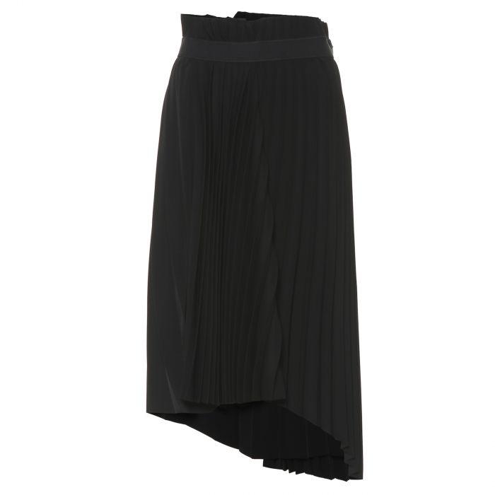 Юбка Balenciaga черная