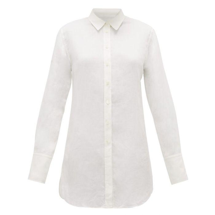 Рубашка длин.рук. Joseph Bora белая