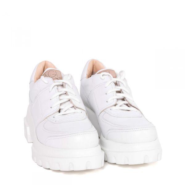 Сникеры AGL белые
