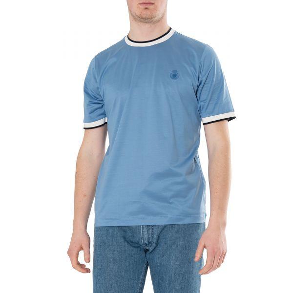 Футболка Castangia голубая